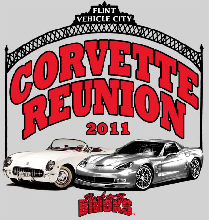 2011 Corvette Reunion T Shirt