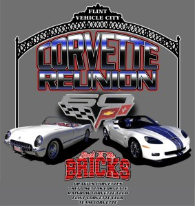 2013 Corvette Reunion T Shirt
