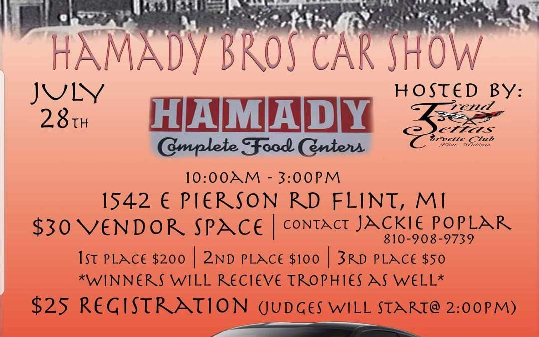 Hamady Bros Car Show
